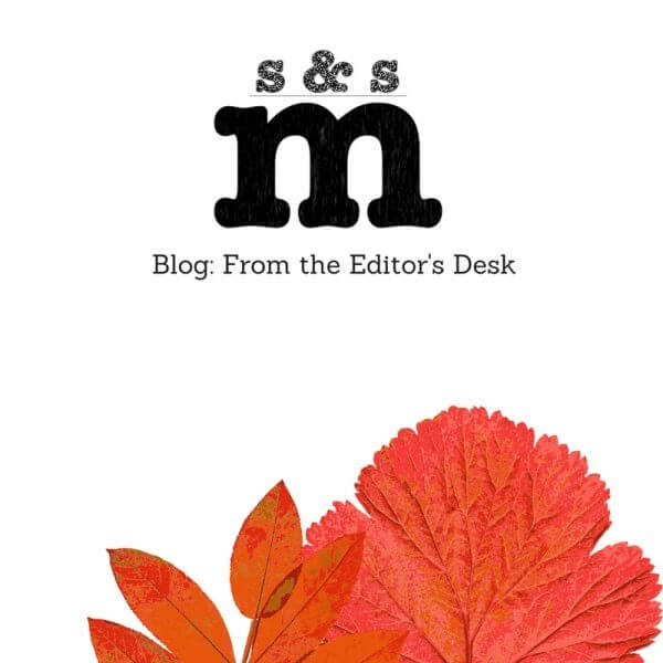 From the Editor's Desk: Issue 04:2017