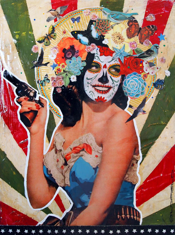 Trisha Oldfield, Artist Profile